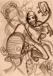 Unplugged_rough sketch