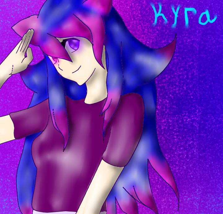 Kyra Human. by kyrapye