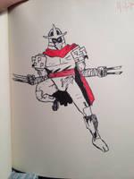 Shredder by enishi-san