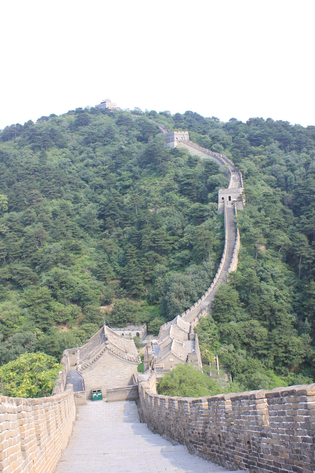 China's  Great Wall by meikko
