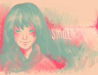 Smile by PetiteSue