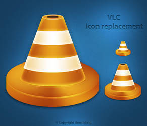 WIP VLC Replacement Icon