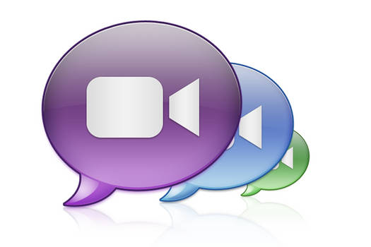 iChat Replacement Icon