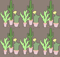 cacti bg by plqnt-nerd