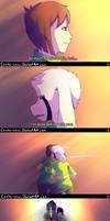 Game Over Bro - Glitchtale Fake Screenshots by Comika-Chan