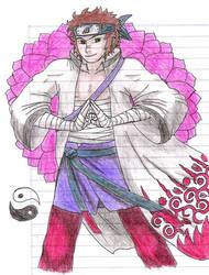 Ryo, Konoha's Crimson Rose by KyonKyonSoy