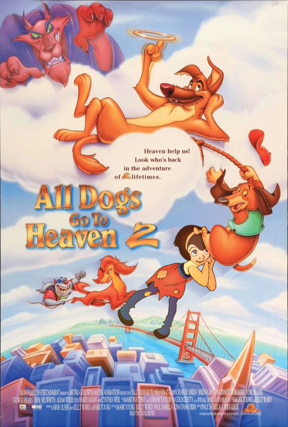 All Dogs Go to Heaven 2 Alternate Version