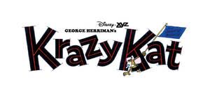 Krazy Kat TV series logo