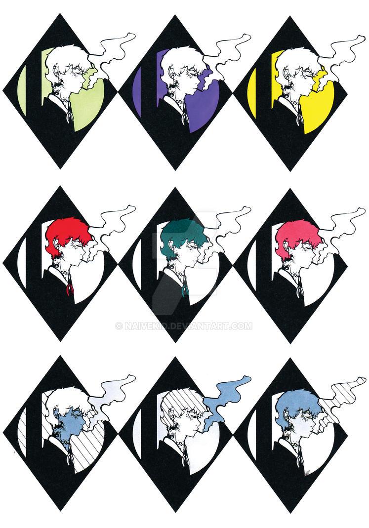 Colorscheme by NaiVeKID