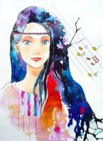 Serene by Nijihebi
