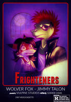 Frighteners by WolverFox