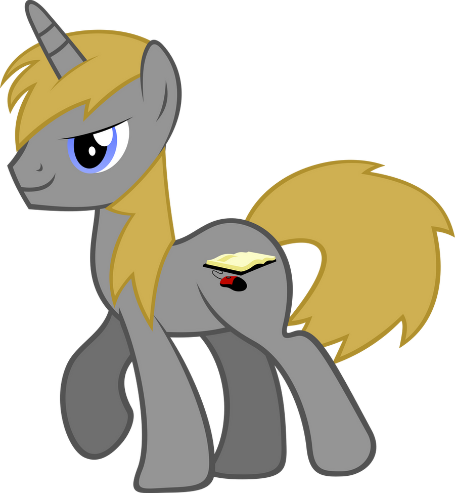 OC Pony Vector - Tom by hombre0