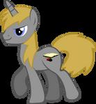 OC Pony Vector - Tom