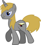 OC Pony Vector - Tom