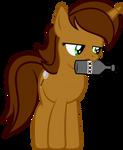 OC Pony Vector - Rebeca