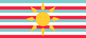 Flag of The Brony Kingdom of Spartz
