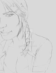 Fins Malone Sketch