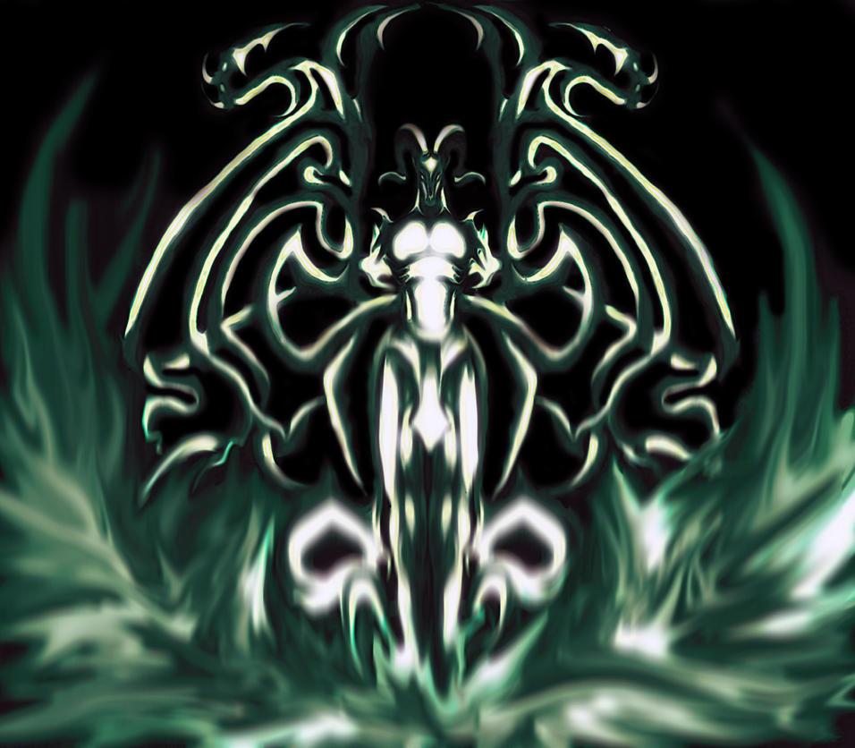 Green Demon by RAJAC