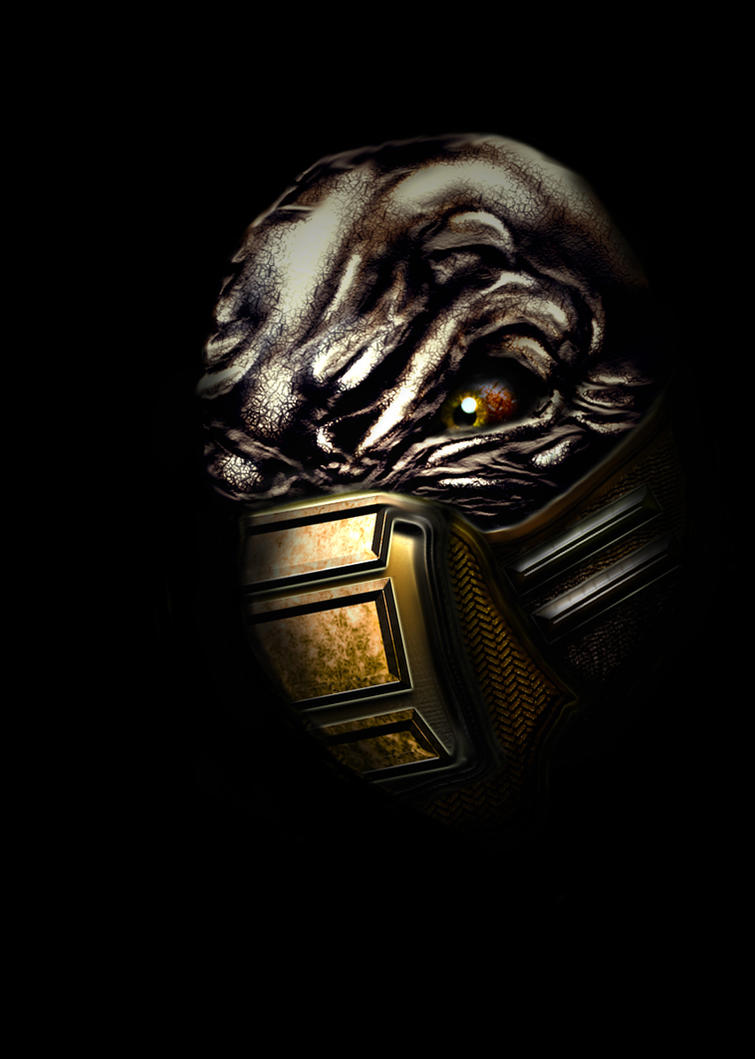 Mortal Kombat: Scorpion by RAJAC on DeviantArt