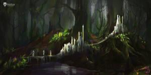 smol castle by bizitza