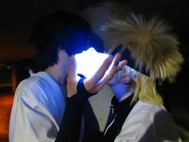 Naruto X Sasuke Lighten Up
