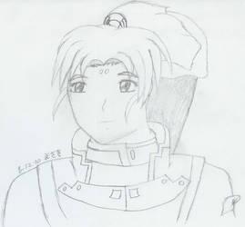 Misaki Drawing