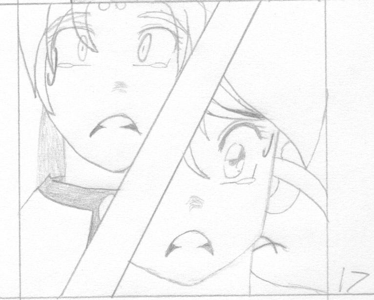 Misaki and Achika