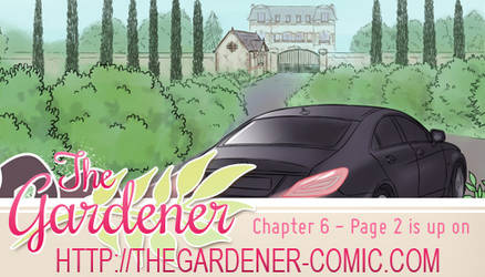 The gardener - Chapter 6 page 2 by Marc-G