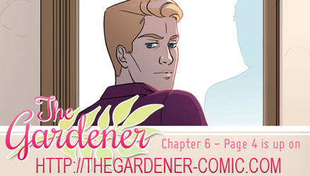 The gardener - Chapter 6 page 4 by Marc-G