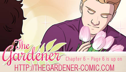 The gardener - Chapter 6 page 6 by Marc-G