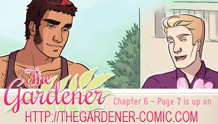 The gardener - Chapter 6 page 7