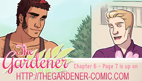 The gardener - Chapter 6 page 7 by Marc-G
