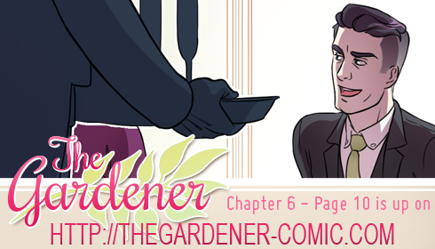 The gardener - Chapter 6 page 10 by Marc-G