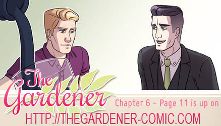 The gardener - Chapter 6 page 11