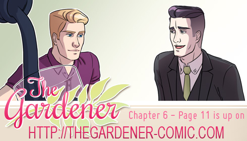 The gardener - Chapter 6 page 11 by Marc-G
