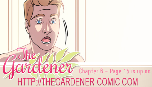 The gardener - Chapter 6 page 15 by Marc-G