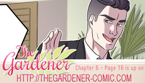 The gardener - Chapter 6 page 16