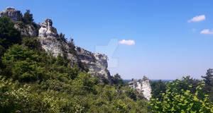 Zborow Mountain 2 - Silesia, Poland