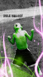 Hulk Smash!!!!! by wagn18