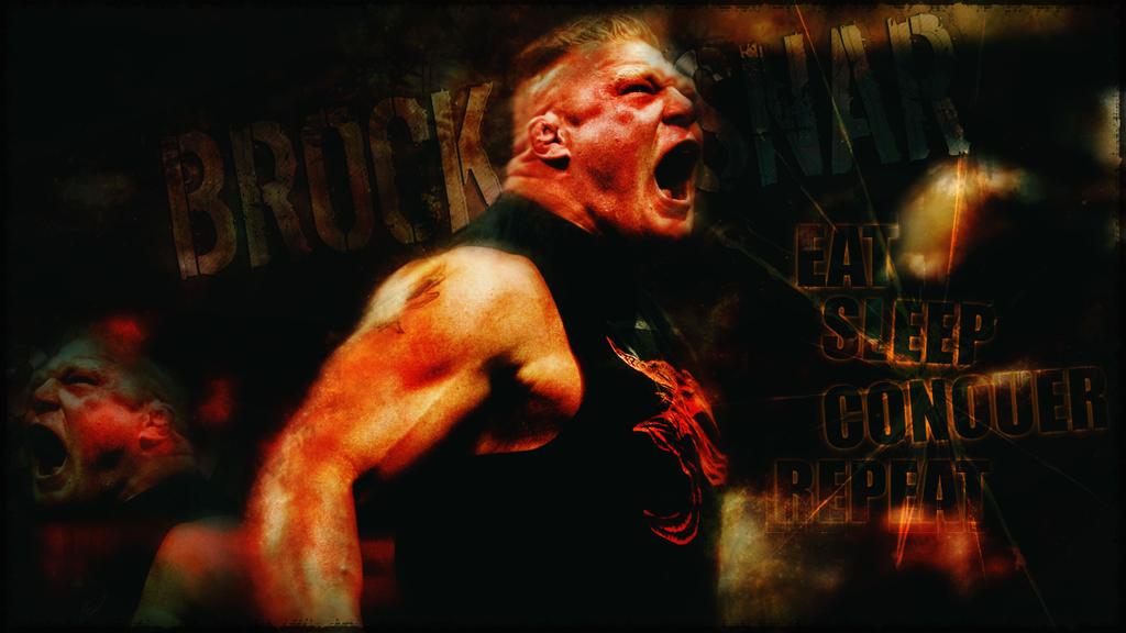 Brock Lesnar Wallpaper By Thetrans4med