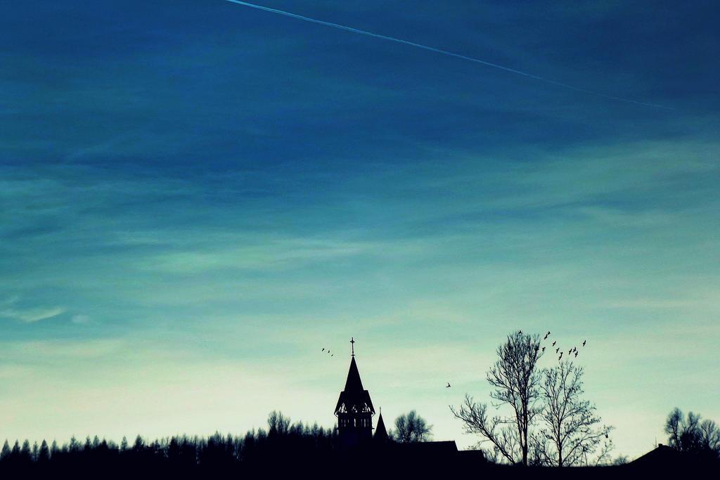 Fade into darkenss by DreamThestral