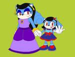 Rose and Kida
