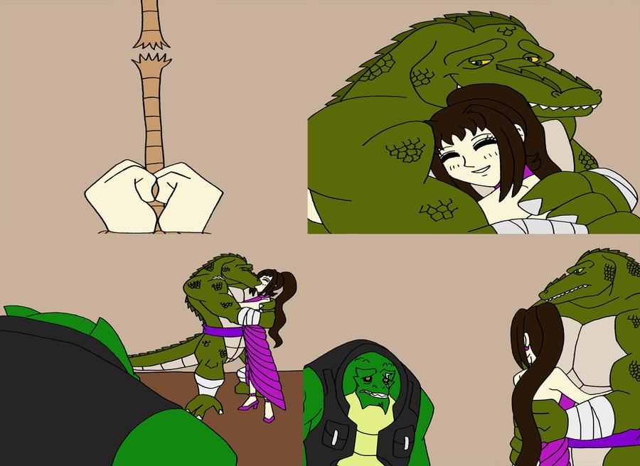 Killer Croc Orca Kiss Www Picsbud Com
