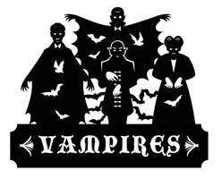Vampires - take 2 by b-maze