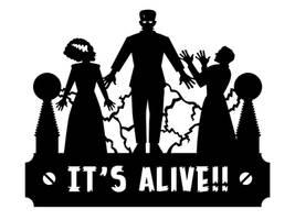 It's Alive by b-maze