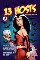 13 Hosts Cover - Version 2 by b-maze