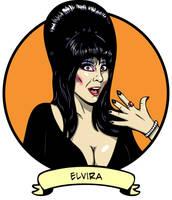 Elvira - Mistress of the Dark by b-maze