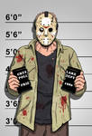Usual Suspects - Mr. Voorhees