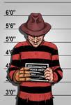 Usual Suspects - Mr. Krueger