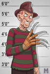 Usual Suspect - Freddy